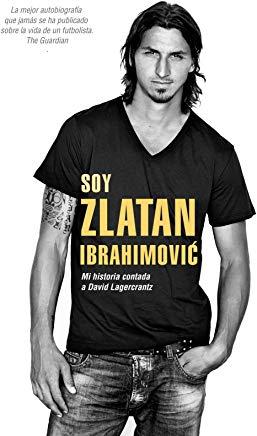 Cubierta Soy Zlatan Ibrahimovic
