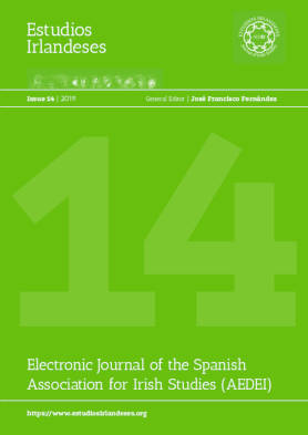 Journal Of Irish Studies Enrique Alda